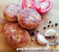 Фото к рецепту: Котлеты по-белорусски
