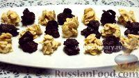 Фото к рецепту: Шоколадные конфеты из кукурузных хлопьев