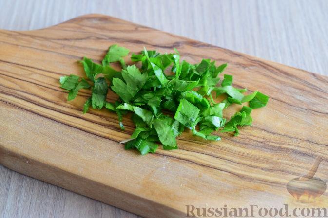 Фото приготовления рецепта: Сальса из хурмы - шаг №3