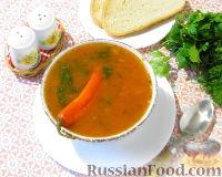 Фото к рецепту: Суп харчо