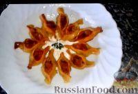 Фото к рецепту: Армянские манты с мясом (в духовке)