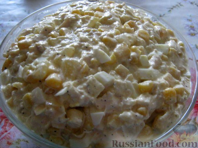 Салат из курицы с ананасами пошаговый рецепт с фото без кукурузы