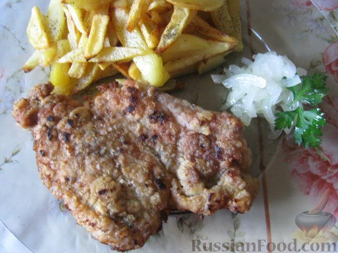 Рецепт Отбивные из свинины (карбонат)