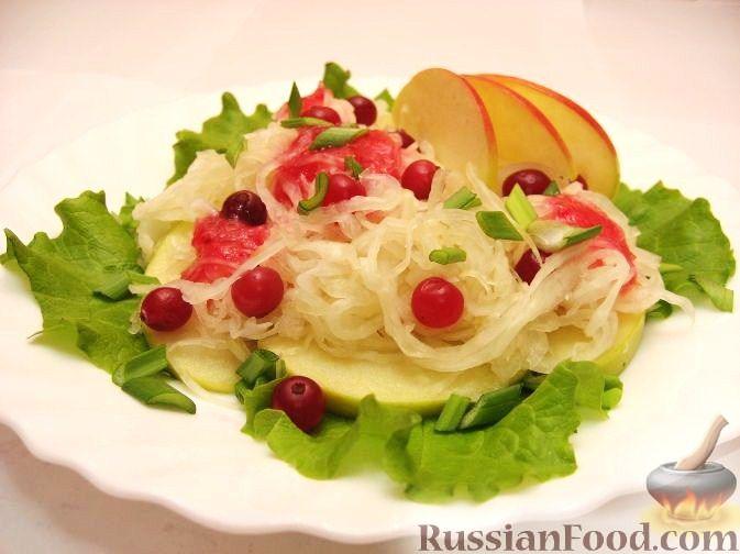 видео рецептов салат на скорую руку