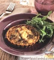 Рецепт Тарталетки с лесными грибами