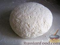 Фото к рецепту: Тесто творожное