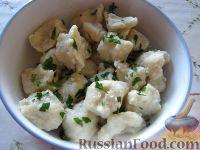 Фото к рецепту: Галушки украинские