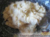 Фото приготовления рецепта: Галушки украинские - шаг №4