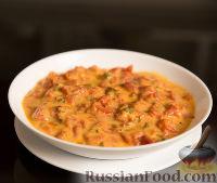 Фото к рецепту: Томатный суп
