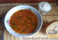 Фото к рецепту: Уральские щи с перловой крупой