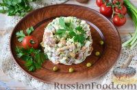 "Фото к рецепту: Салат ""Полянка"""