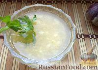 Фото к рецепту: Простой чесночный соус
