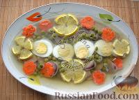Фото к рецепту: Заливной язык