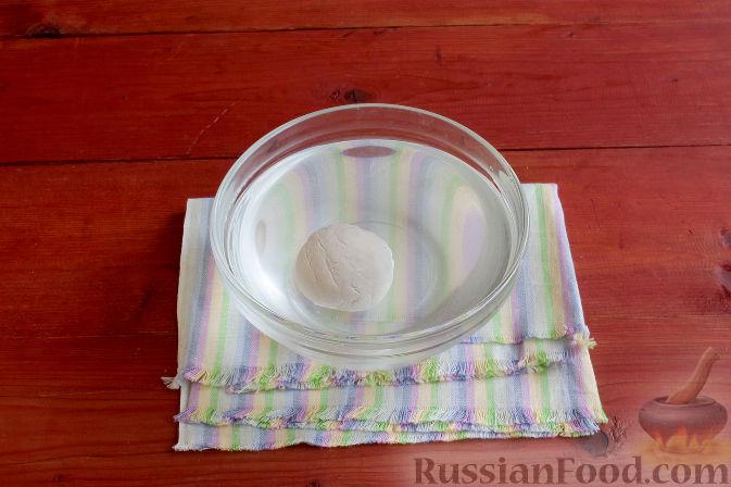 Фото приготовления рецепта: Тосканский пирог с виноградом - шаг №4