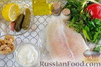 Фото приготовления рецепта: Запеченная треска - шаг №1