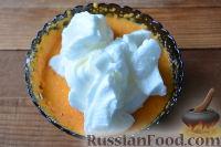Фото приготовления рецепта: Морковное суфле - шаг №8