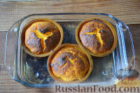 Фото приготовления рецепта: Морковное суфле - шаг №10