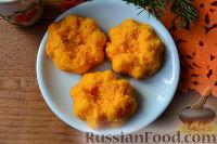 Фото приготовления рецепта: Морковное суфле - шаг №11