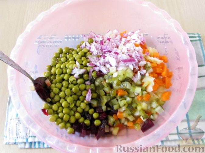 Фото приготовления рецепта: Рулет из лаваша с капустой - шаг №3
