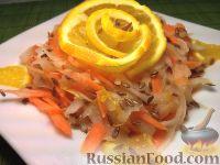 Фото к рецепту: Салат из дайкона