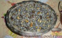 Фото к рецепту: Рождественская кутья из риса