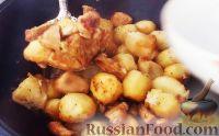 Фото к рецепту: Казан-кебаб