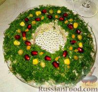 """Фото к рецепту: Салат """"Оливье"""""""