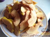 Фото приготовления рецепта: Мясо с айвой - шаг №10