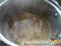 Фото приготовления рецепта: Мясо с айвой - шаг №6