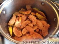 Фото приготовления рецепта: Мясо с айвой - шаг №12