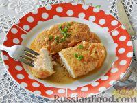 Фото к рецепту: Ленивые голубцы из курицы
