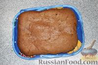 Фото к рецепту: Шоколадный бисквит-коврижка