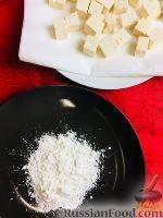 Фото приготовления рецепта: Коричневый рис басмати с тофу, болгарским перцем и апельсином - шаг №8