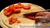 Фото приготовления рецепта: Пицца на тортилье (3 варианта) - шаг №3
