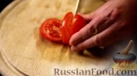 Фото приготовления рецепта: Пицца на тортилье (3 варианта) - шаг №1