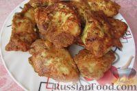 Фото к рецепту: Куриное филе в особом кляре