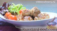 Фото к рецепту: Цветная капуста, жаренная в сухарях