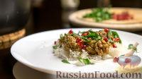 Фото к рецепту: Курица в гранатовом соусе с орехами