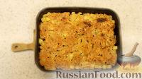 Фото к рецепту: Запечённая курица с картошкой