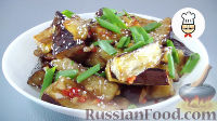 Фото к рецепту: Баклажаны по-китайски