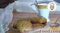 Фото к рецепту: Овсяное печенье