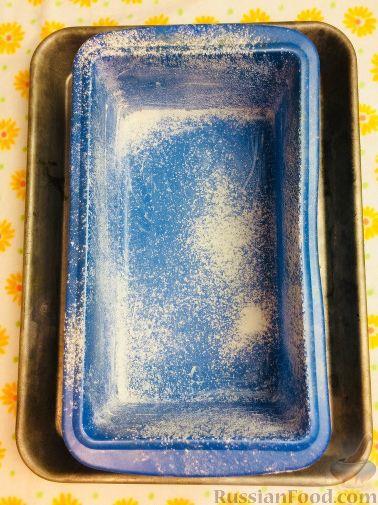 Фото приготовления рецепта: Банановый кекс с голубикой (черникой), на растительном масле - шаг №1