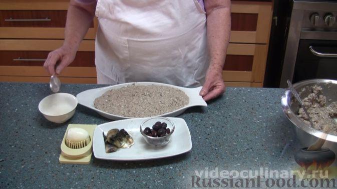 """Фото приготовления рецепта: Торт """"Наполеон"""" из теста фило с заварным кремом со сгущёнкой - шаг №1"""