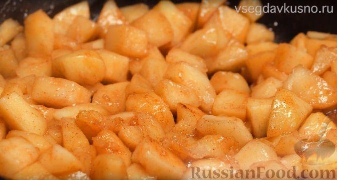 Фото приготовления рецепта: Конфеты из печенья, с финиками и грецкими орехами - шаг №3