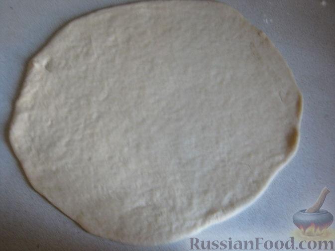 Фото приготовления рецепта: Экзотический салат - шаг №1