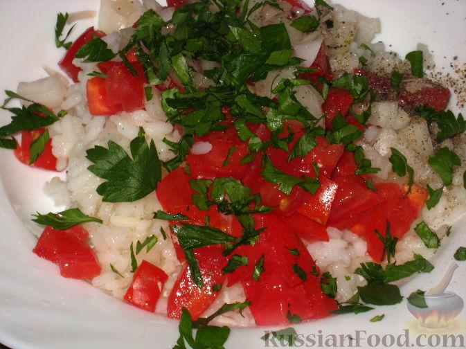 """Фото приготовления рецепта: Картошка """"фри"""" с яичным белком, запечённая в духовке - шаг №2"""