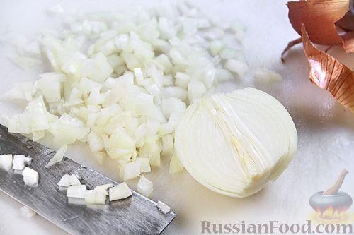 Фото приготовления рецепта: Долма (голубцы в виноградных листьях) - шаг №5