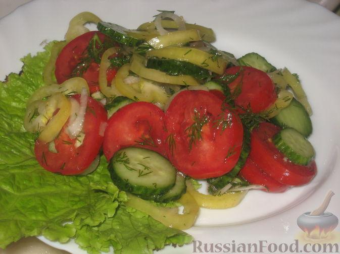Рецепт Салат по-молдавски