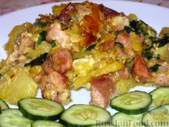 Свинина на сковороде рецепты с помидорами тушеная