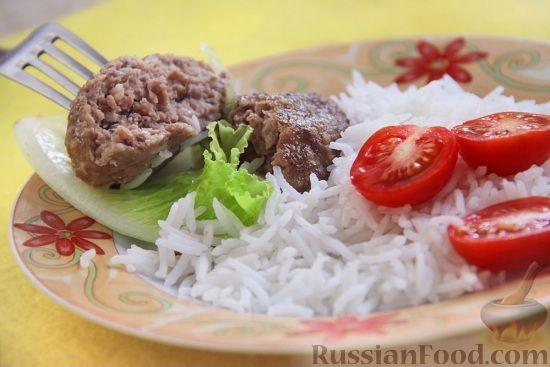 Рецепт Котлеты мясные (из говядины)
